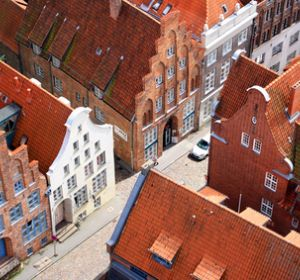 historical city center Lübeck guided tours